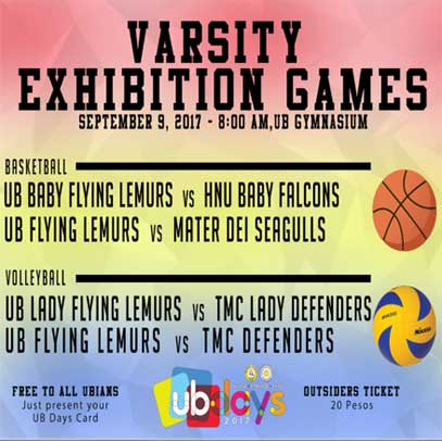 Varsity Exhibition Games